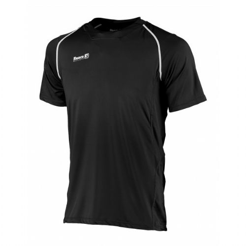 Reece Core Shirt Black Unisex Senior